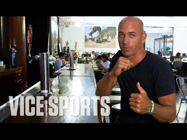 Kelly Slater on Baywatch and Rivaling Andy Irons Sitdowns