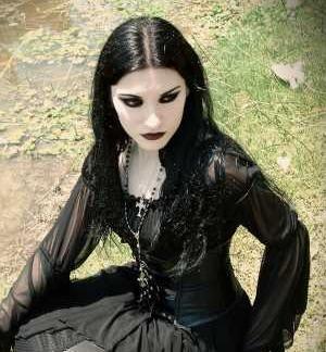 teenager imagine goths victorian