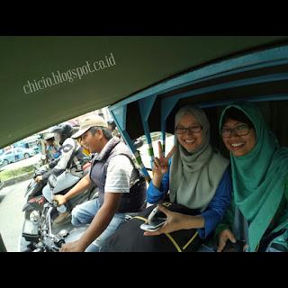 Becak motor Medan