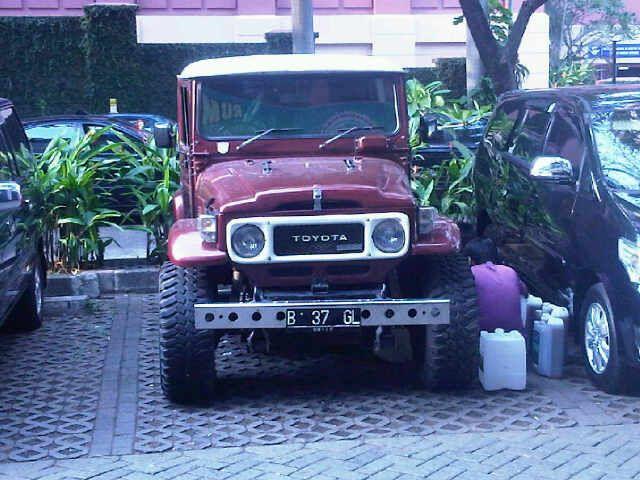 Jual Mobil Bekas Toyota Prado | Autos Weblog