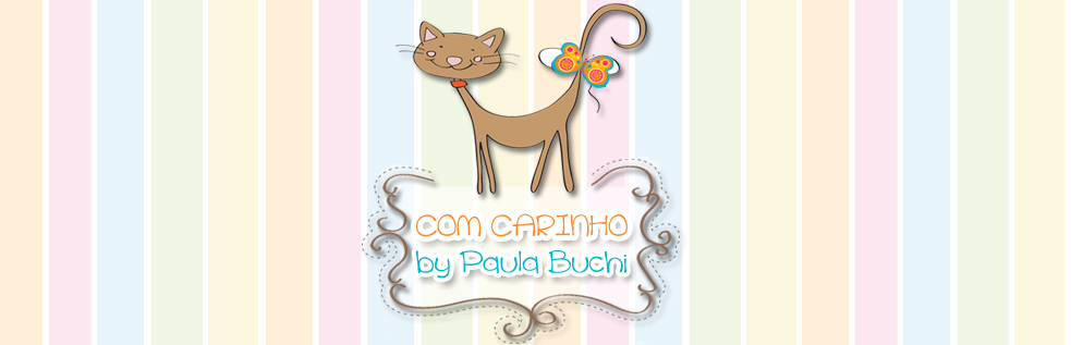 Com Carinho by Paula Buchi