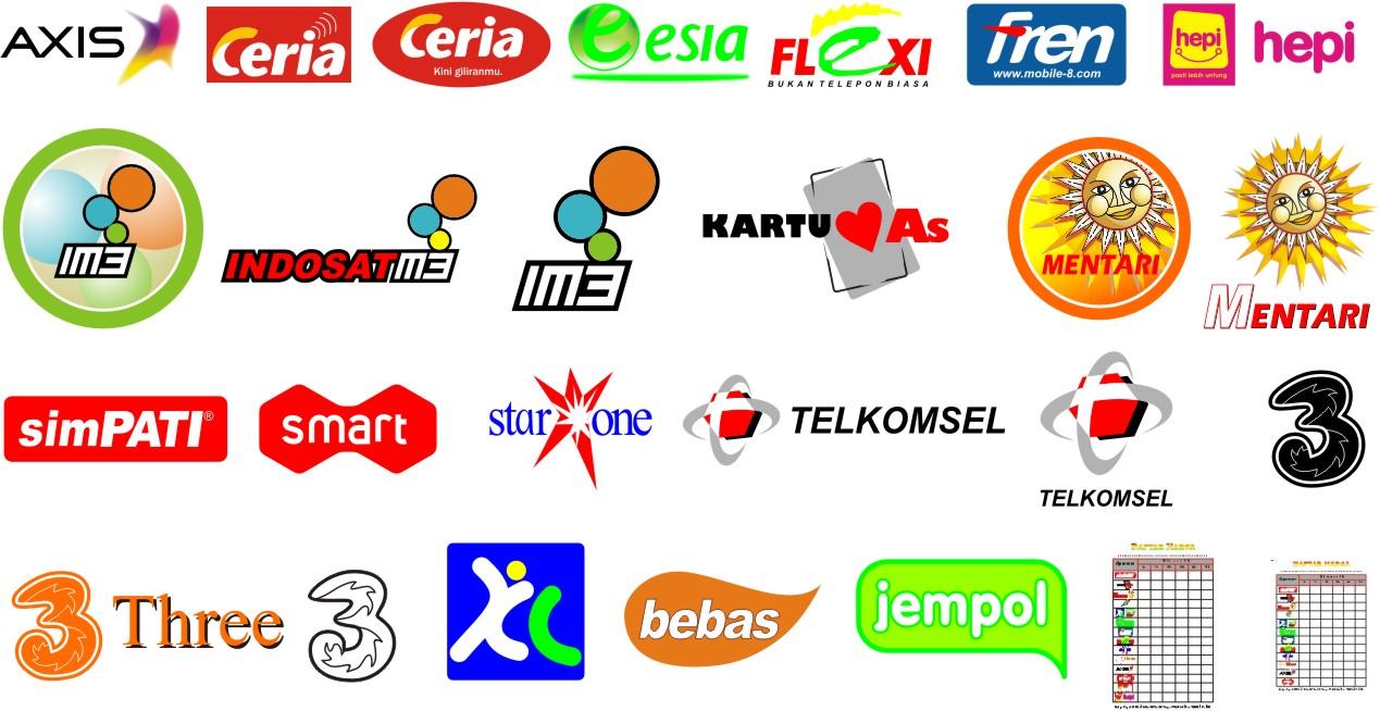 Image Result For Daftar Jual Pulsa All Operator