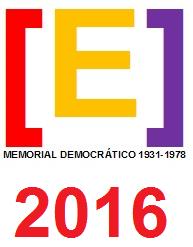 Memorial democrático 1931-1978