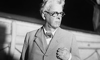 Irish poetic genius W.B. Yeats