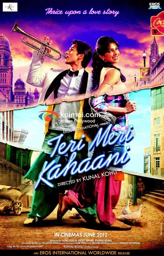 Tình Yêu Bất Tử - Teri Meri Kahaani