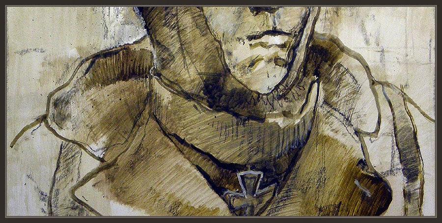 CRUZ DE HIERRO-ARTE MILITAR-SOLDADOS-ALEMANES-PINTURA-SEGUNDA GUERRA MUNDIAL-WW2-ARTWORK-ARTISTA-PINTOR-ERNEST DESCALS-