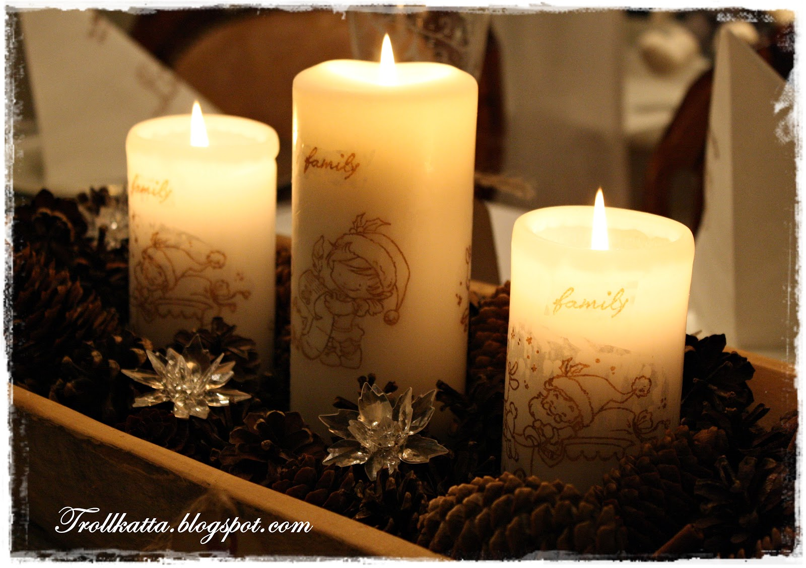Whiff of joy tutorials inspiration decorate the table for Le style shabby chic