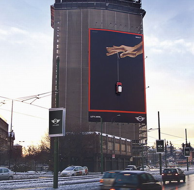 Creative Clever Ads Buildings