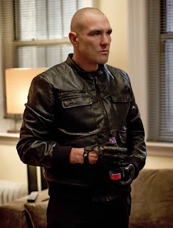 Vinnie Jones as M in CBS Elementary Episode 12 M