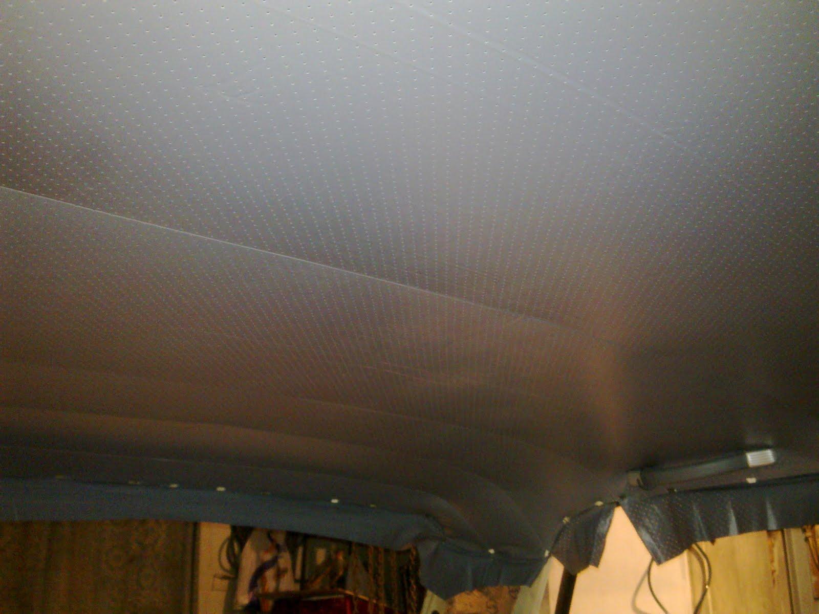 Замена обшивки потолка ВАЗ классики О Ладе 87