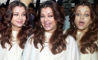 Funny Aishwarya Rai