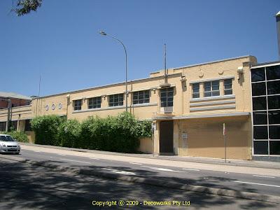Parker Pen Factory