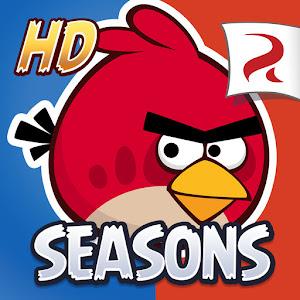 Angry Birds Seasons - NBA Episode