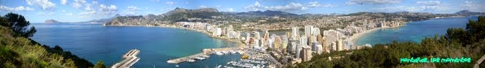 Montañismo, carreras por montaña, senderismo en Alicante