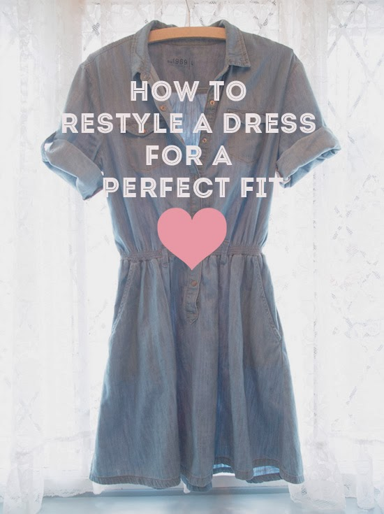 restyle-a-dress-perfect-fit
