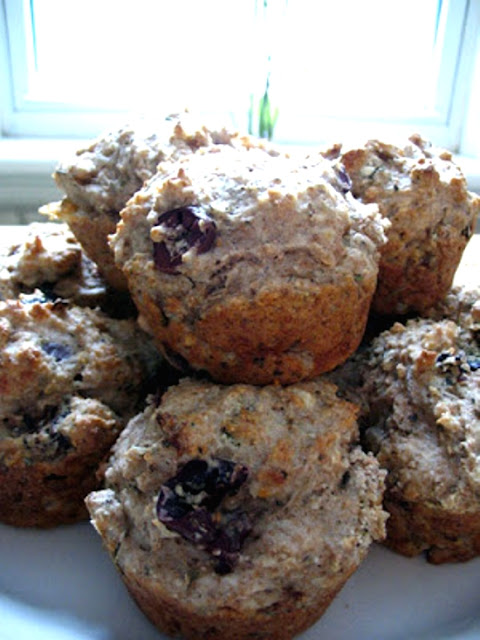 Savory Olive Muffins with Sun-Dried Tomatoes and Ricotta Cheese