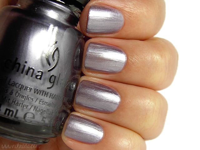China Glaze - Avalanche
