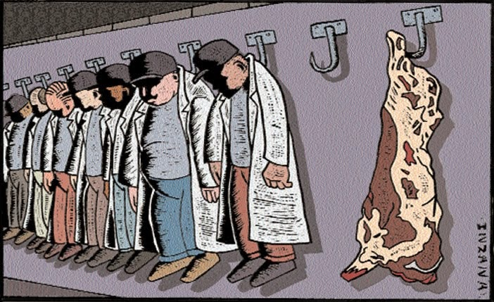 an analysis of chicago meat packing industry Free essay: upton sinclair and the chicago meat-packing industry in 1900, there were over 16 million people living in chicago, the country's second largest.