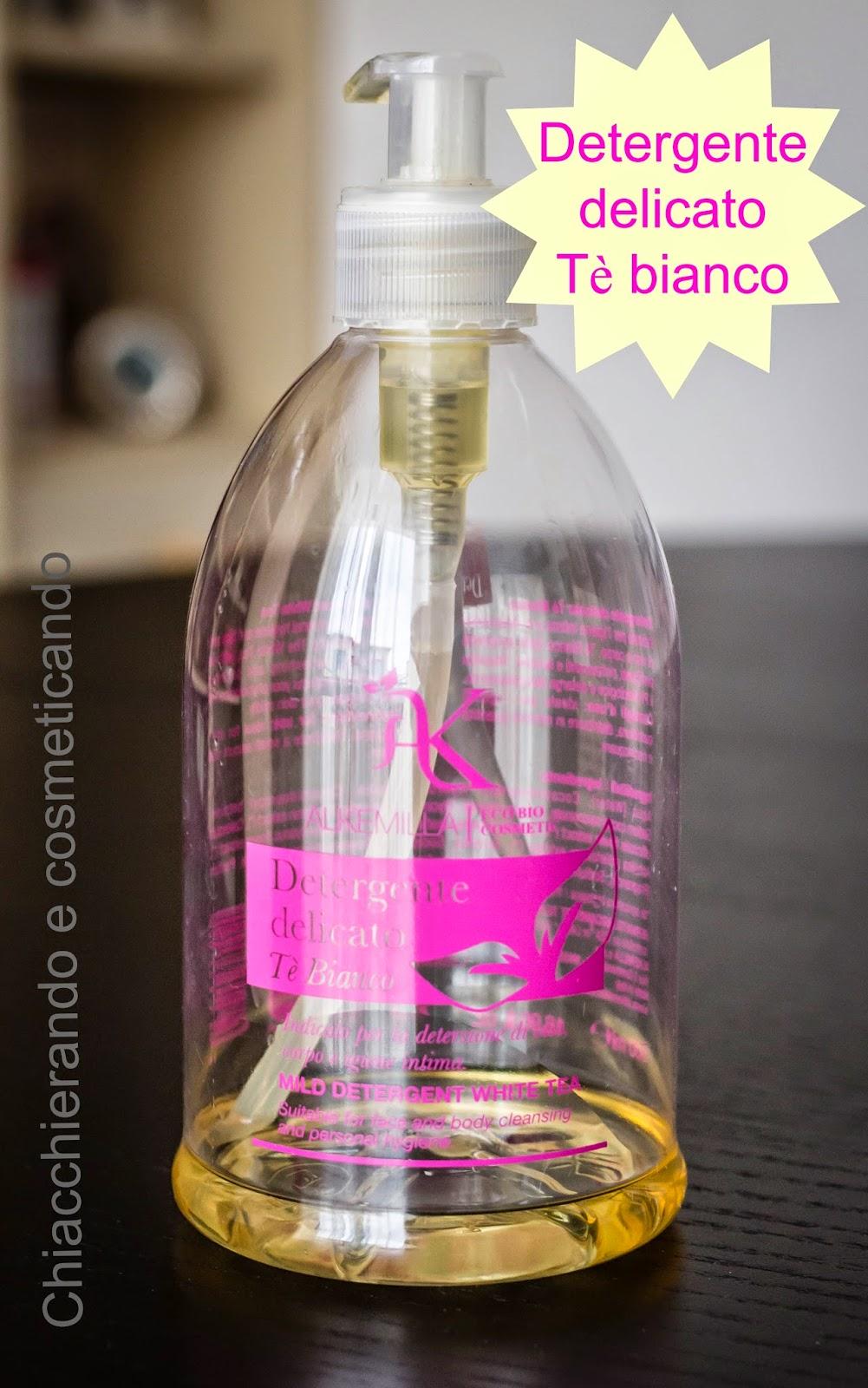 Detergente delicato al Tè bianco - Alkemilla