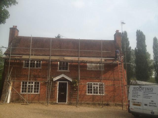 Roofing Service Bagshot