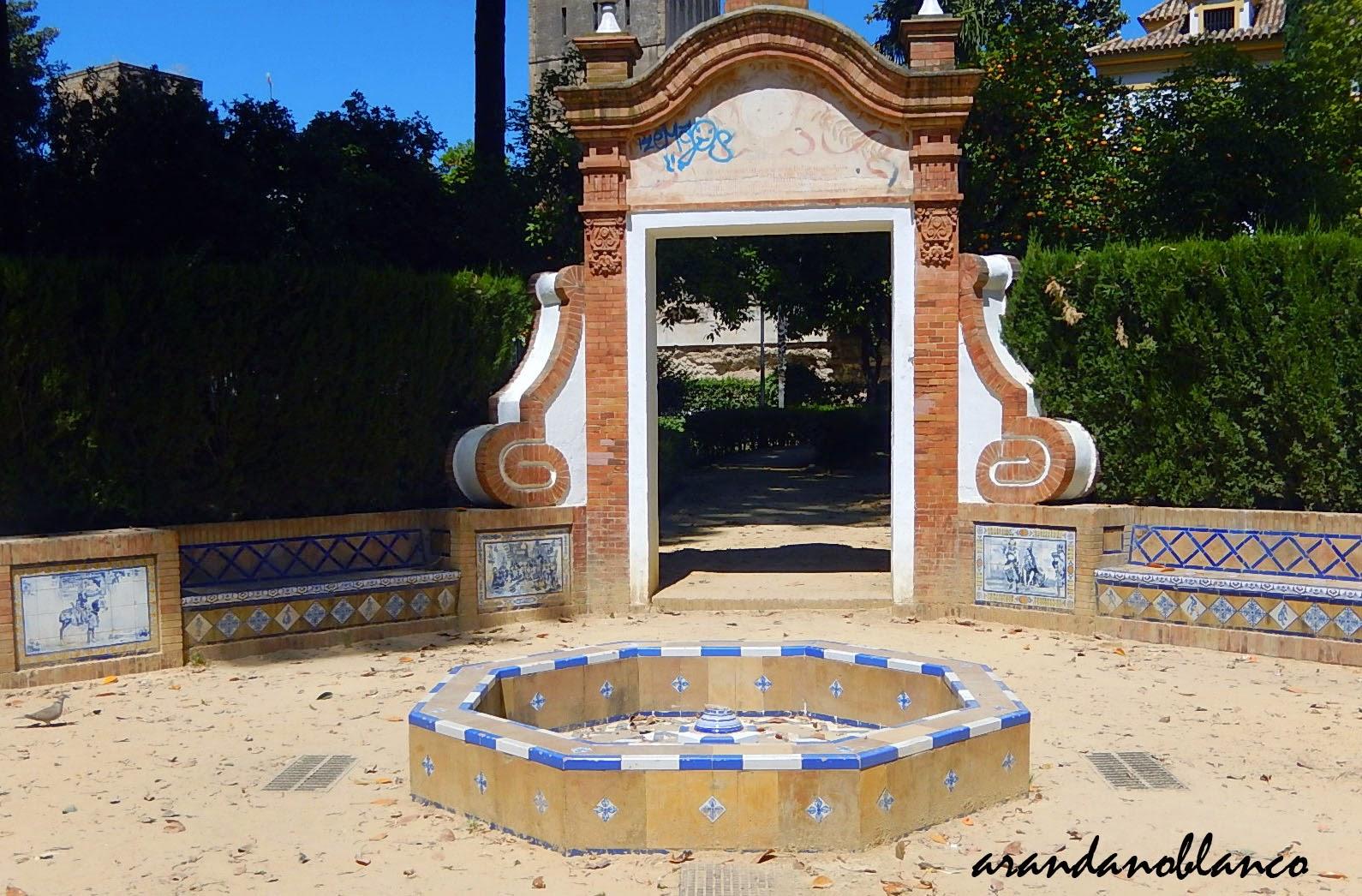 Plataforma ciudadana parques y jardines sevilla destrozos - Jardines verticales sevilla ...