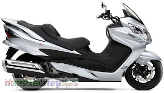 Harga Suzuki Skywave 250 M Spesifikasi Motor 2012
