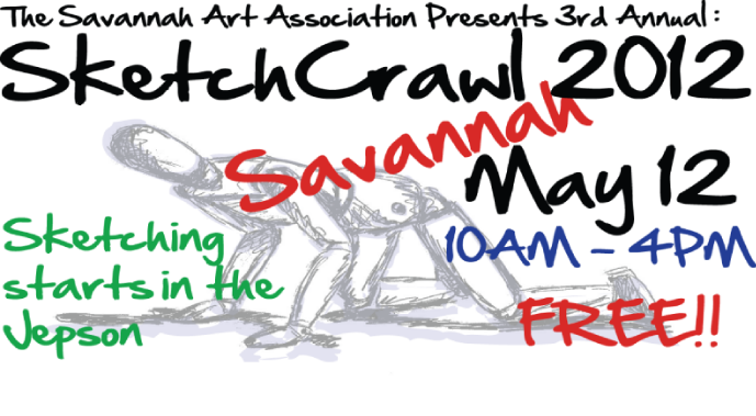 Savannah SketchCrawl