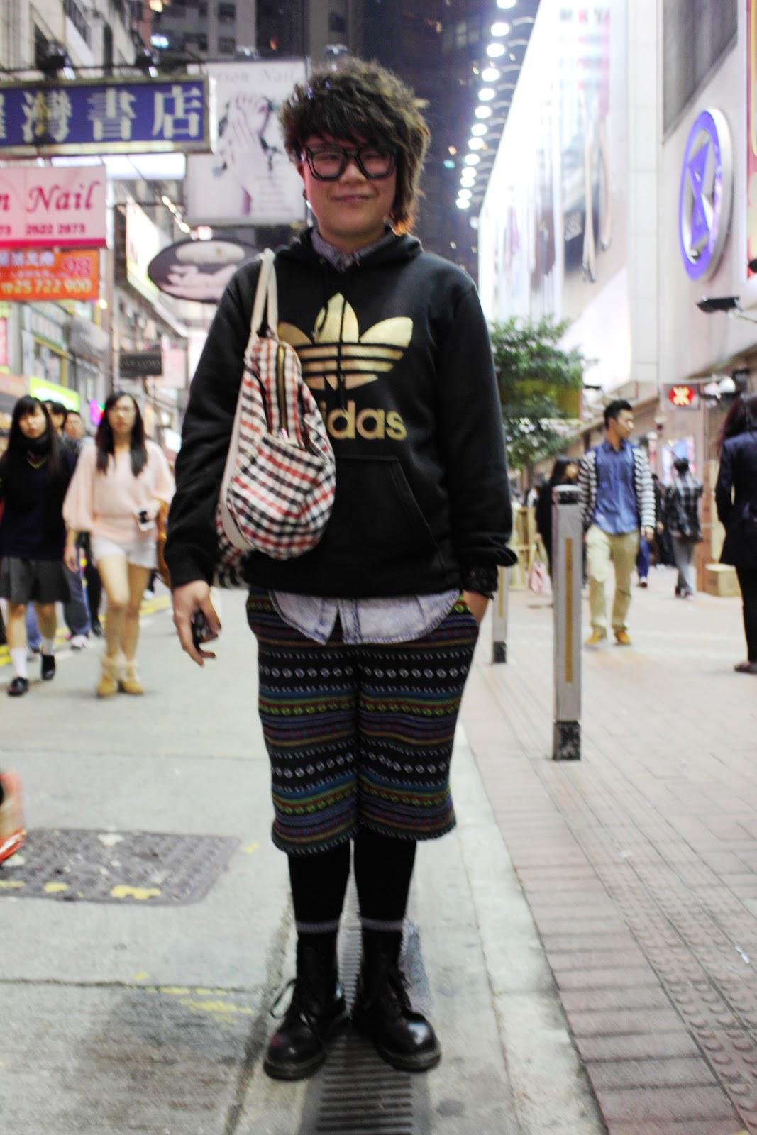 Spy fashion hong kong