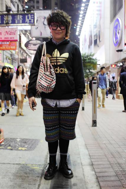 Fashion Studio Magazine Street Fashion Hong Kong