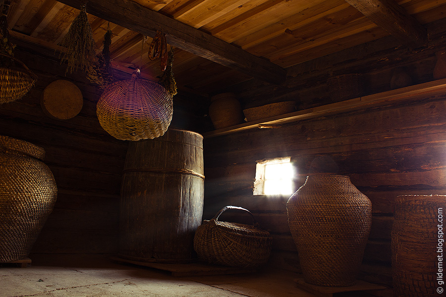 Озерцо (Строчица). Музей народной архитектуры и быта