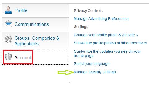 Hướng dẫn xác minh tài khoản LinkedIn