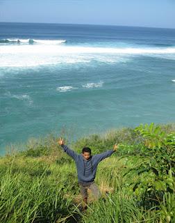 Tempat Wisata Pantai Gunung Payung