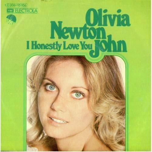 Olivia Newton-John I Honestly Love You 1974