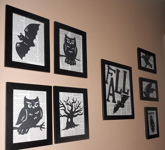 11 - Halloween Wall Decor