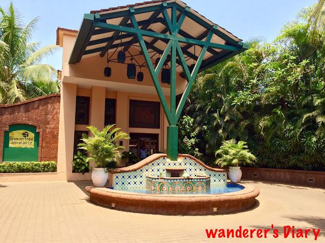 Lemon Tree Amarante Beach Resort, Condolim, North Goa- Review