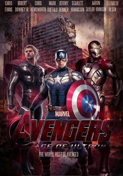 The Avengers 2 : Age of Ultron VK Streaming