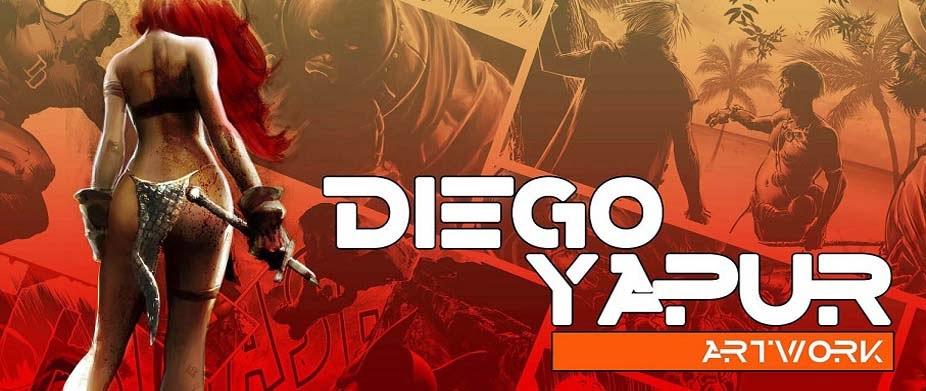 Diego Yapur Artblog