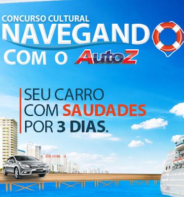 """Concurso Cultural """"Navegando Com o Autoz"""""""