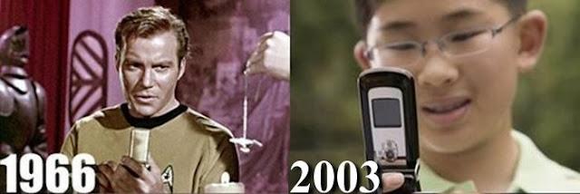 Filem Star Trek sudah lama melihat masa depan