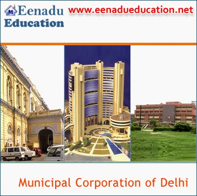 East Delhi Municipal Corporation : 80 contract jobs