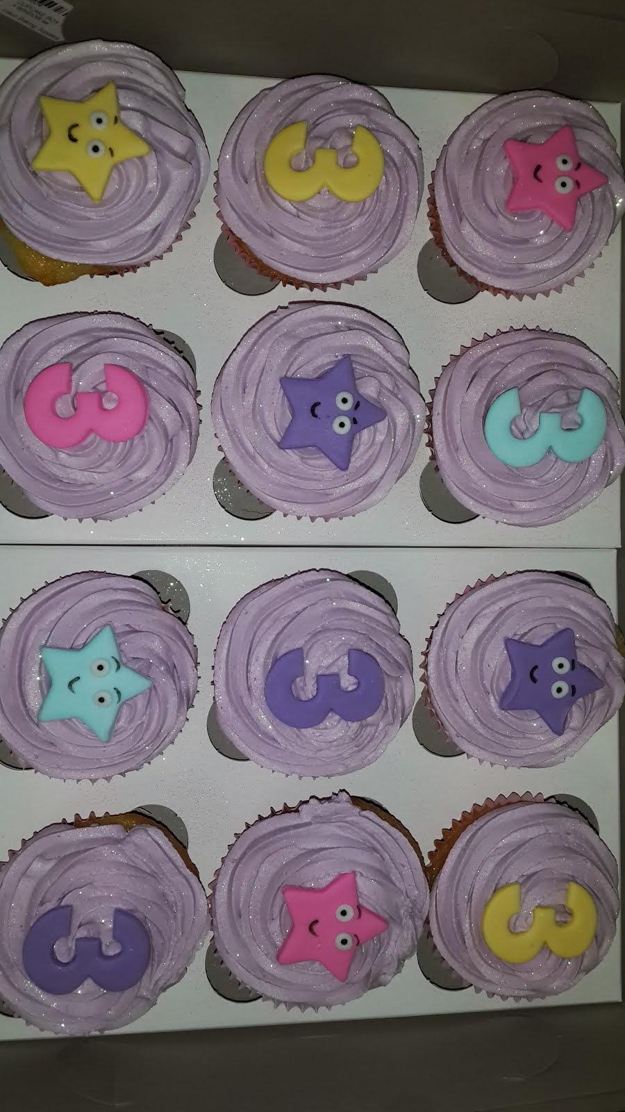 Dora Cupcakes 1