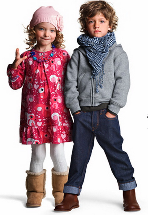 children fashion: