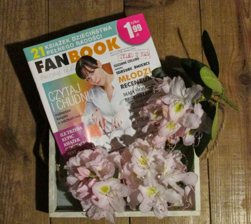 FANBOOK nr 3 - kwiecień - maj 2014