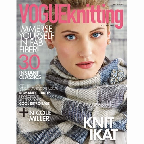 Vogue Knitting : The Knitting Needle and the Damage Done: Vogue Knitting Early Fall ...