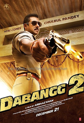Dabangg 2 First Look Poster