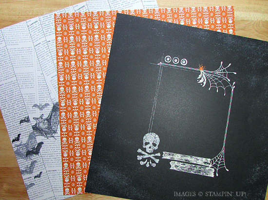 Witches' Brew Designer Series Paper | Stampin' Up!
