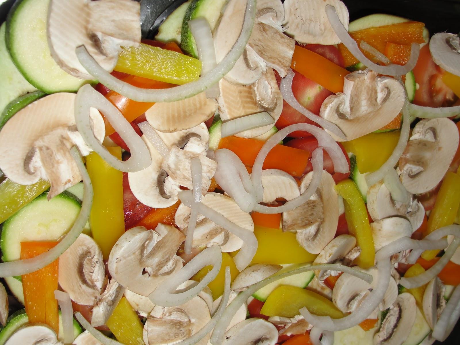 Disfruta cocinar salm n con verduras asadas for Cocinar a 90 grados