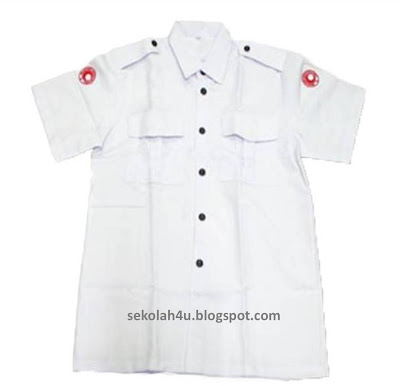 Baju PBSM Lelaki (Tebal)