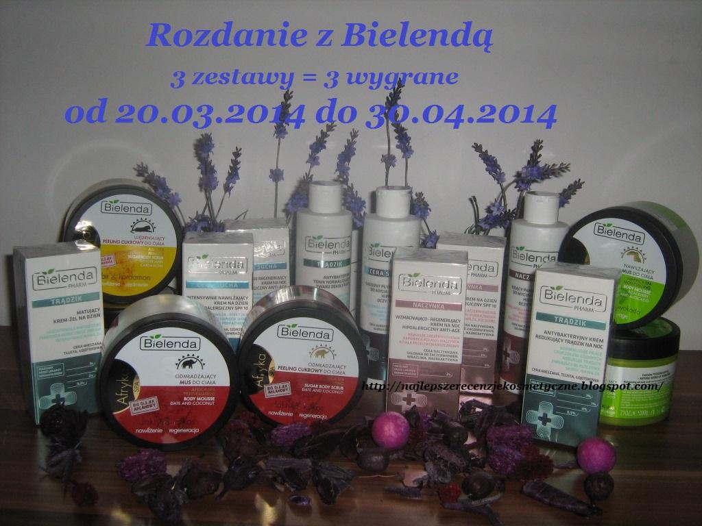 http://najlepszerecenzjekosmetyczne.blogspot.com/2014/03/rozdanie-z-bielenda-2003-3004.html