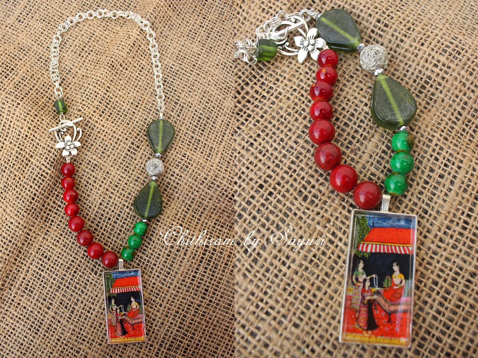 resin jewelry India